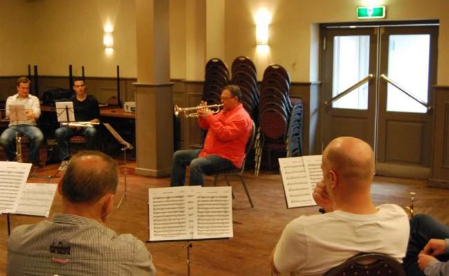 Workshop Trompet o.l.v. Frank van der Poel