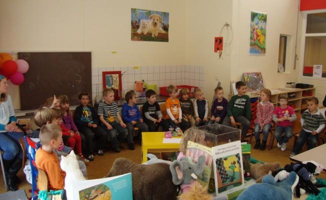 Muziekproject basisschool Windhoek
